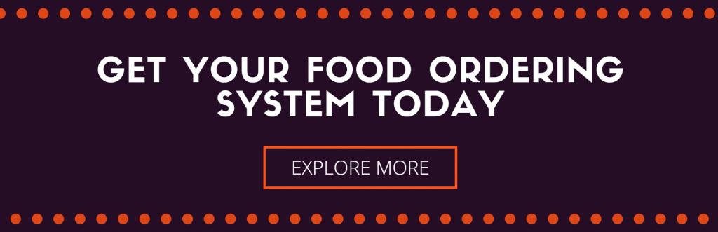 get food ordering system