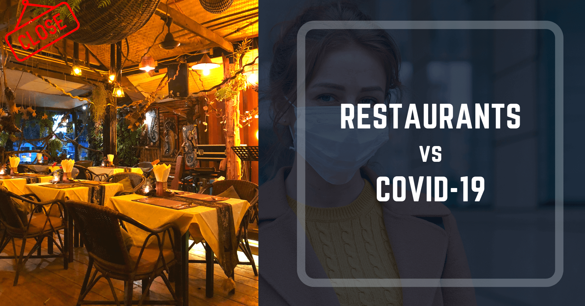 Restaurant business vs Corona