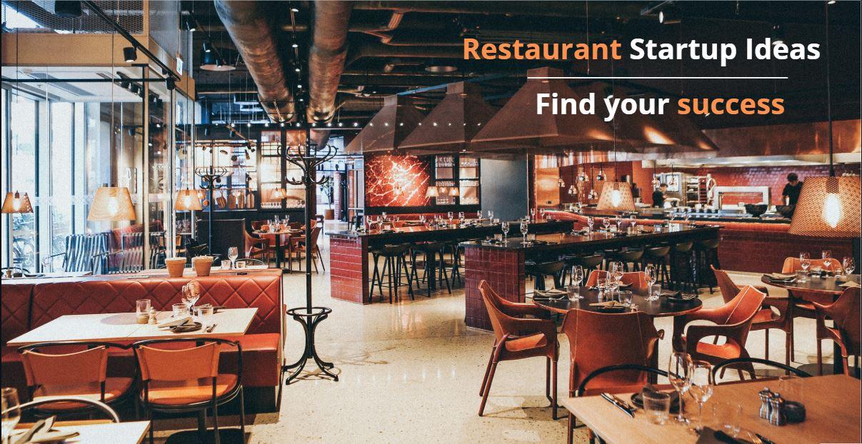 restaurant startup ideas