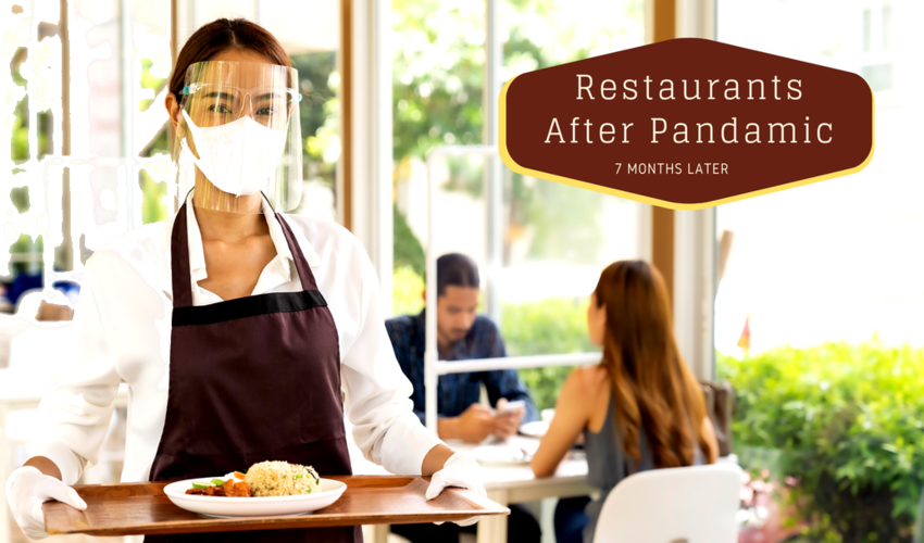 Restaurant business after pandemic