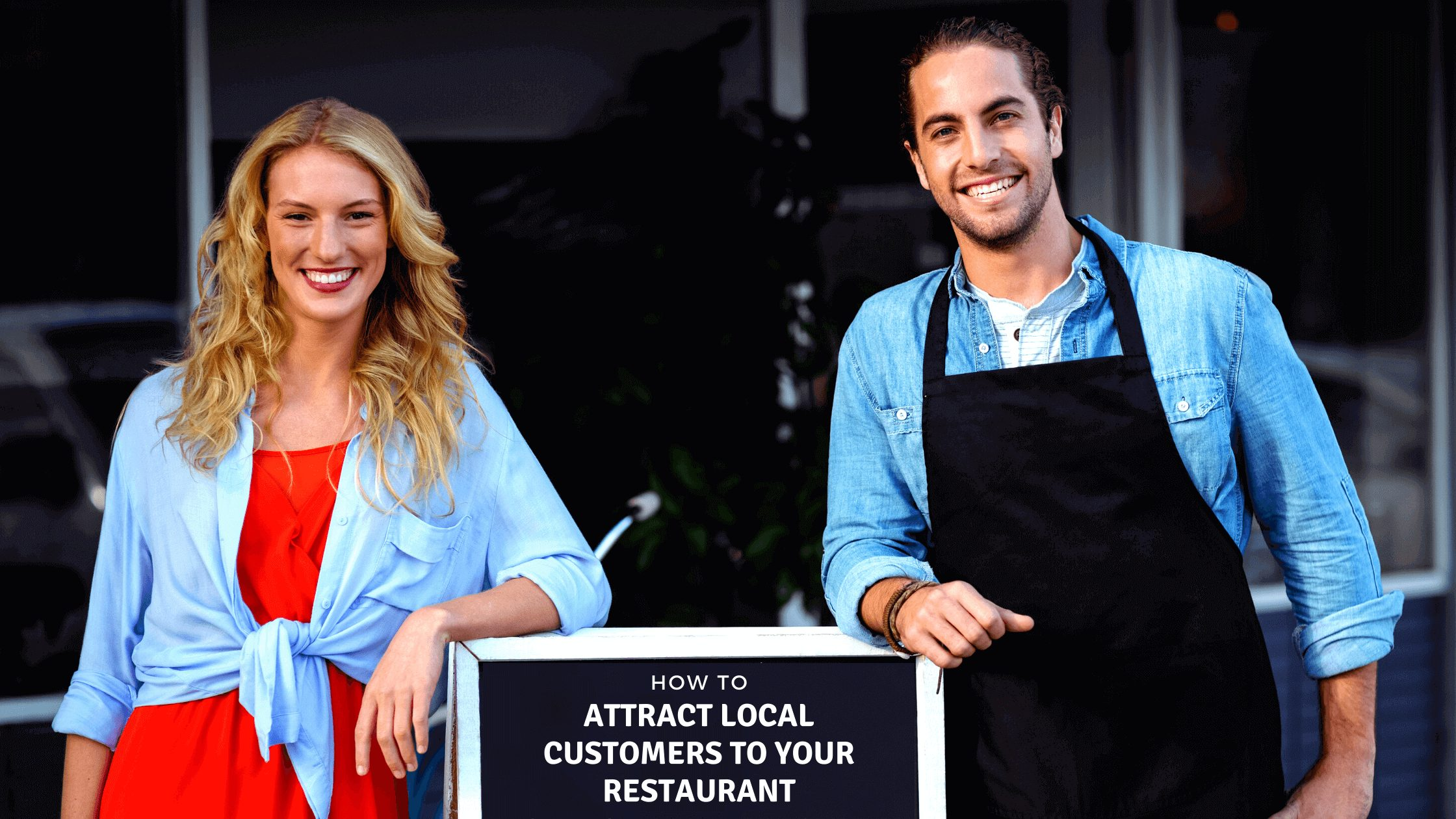 How to attract local customers to your restaurant