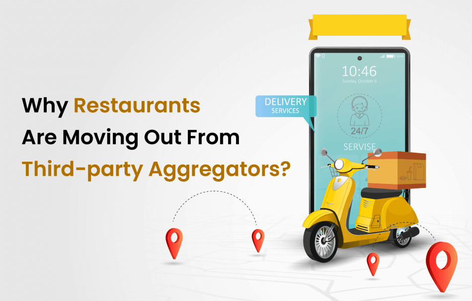 Restaurant moving out food aggregators