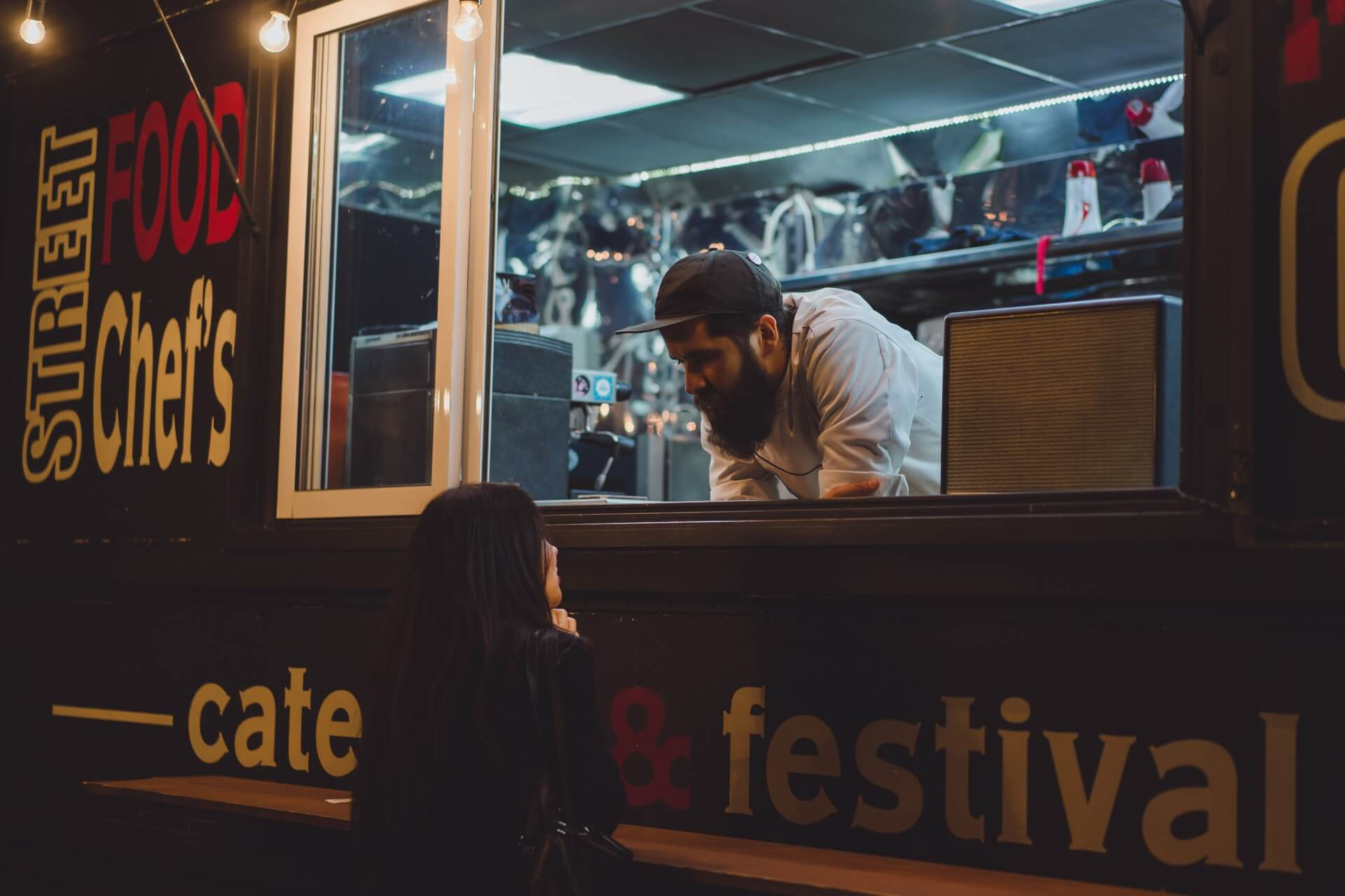 how does mobile app useful for food truck business