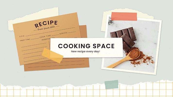 AI based recipe ideas