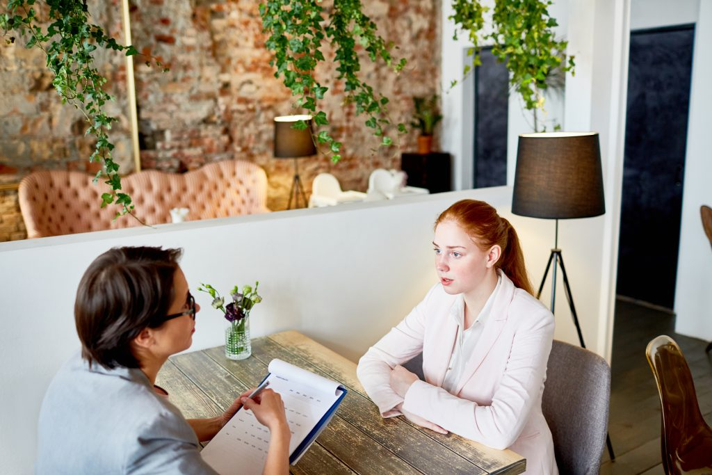 Owner of small restaurant hiring new employees
