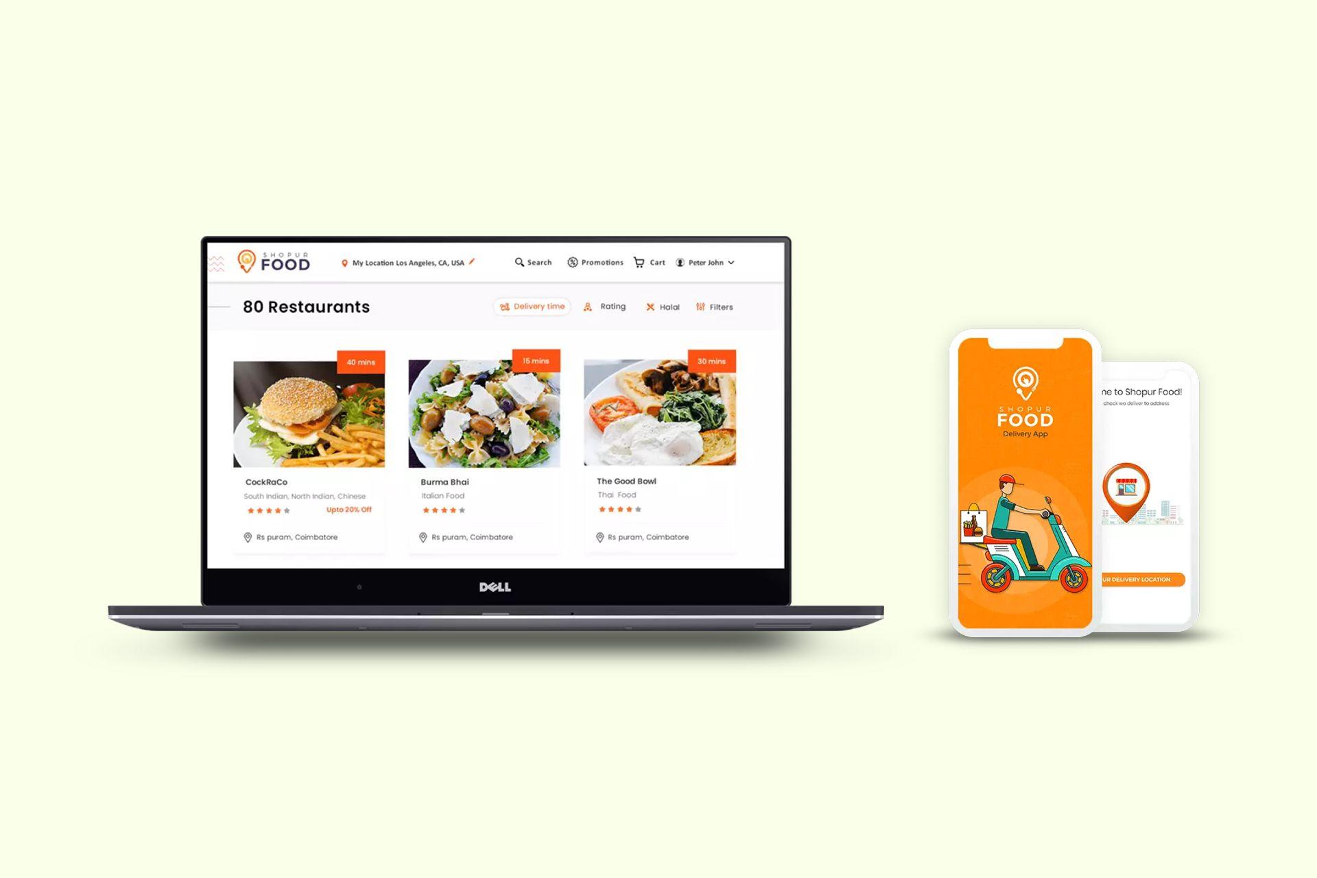 Shopurfood v3.0.1